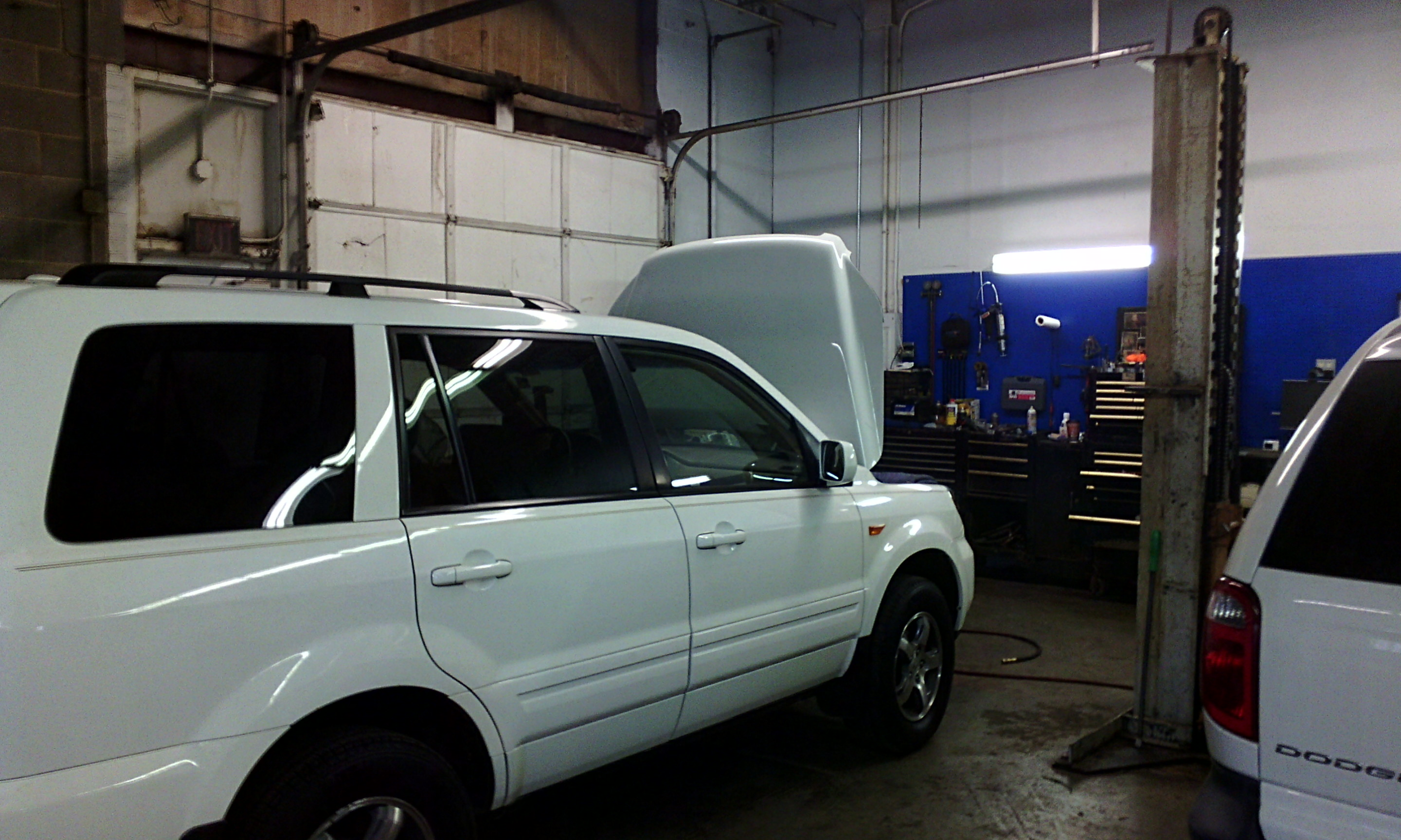 University Foreign Car sells & installs tires in St. Louis, Missouri.